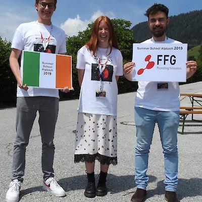 The Alpbach Summer School - Geophysics in Austria